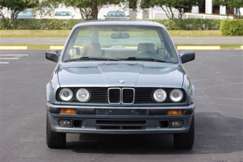 bmw california 1989 bmw 325i e30 1 owner california car 5 speed manual