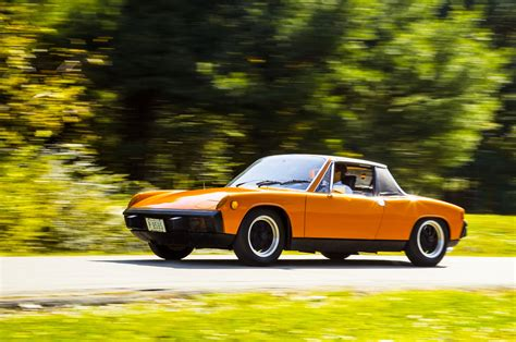 old porsche 914 collectible classic 1970 1976 porsche 914