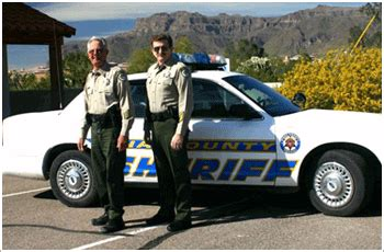 Pinal County Sheriffs Office by Reserve Deputy Home Pinal County