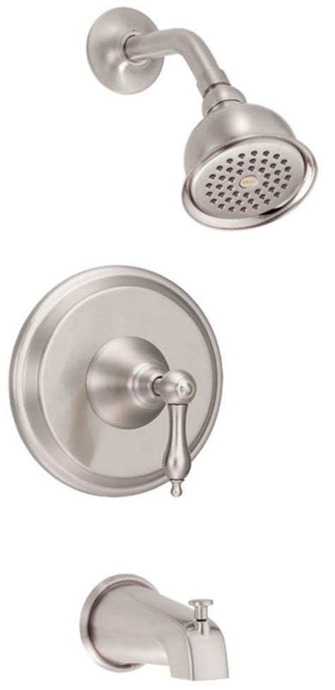 Danze Shower Valve Parts by Faucet D510040bn In Brushed Nickel By Danze