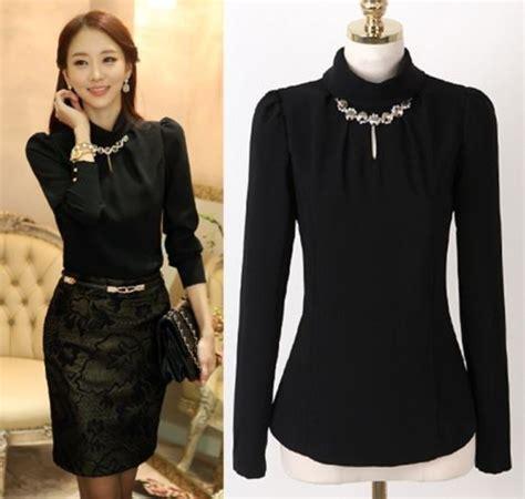 imagenes blusas negras moda blusas 187 blusas negras 2015 2
