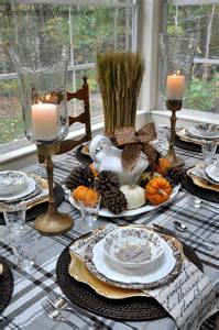Thanksgiving Table Decorations To Make 55 Beautiful Thanksgiving Table Decor Ideas Digsdigs