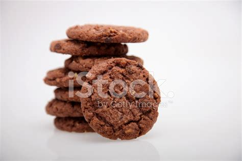 Chocolate Chip Premium Cookies Hobite chocolate chip cookies stock photos freeimages