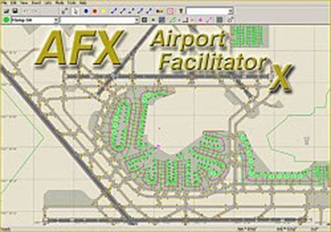 airport design editor exclusion airport facilitator x 1 07 released for fsx