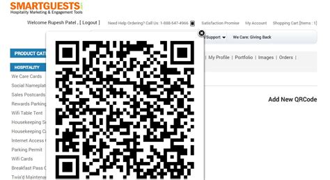 how to create free qr codes for your hotel marketing smartguests