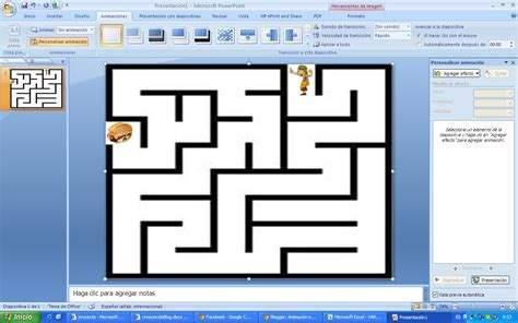 que es layout animacion animaci 243 n en powerpoint trazar trayectoria y movimiento a