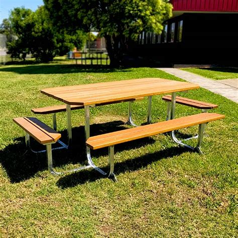 recycled plastic park benches australia commercial outdoor furniture outdoor school furniture