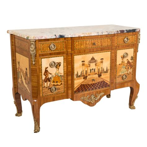 Louis Chest Of Drawers by Chest Of Drawers Schliting Louis Xvi Style Louis Xvi