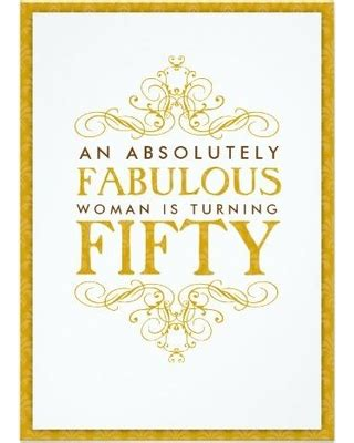 Great Deals on Absolutely Fabulous 50th Birthday Party Invitation