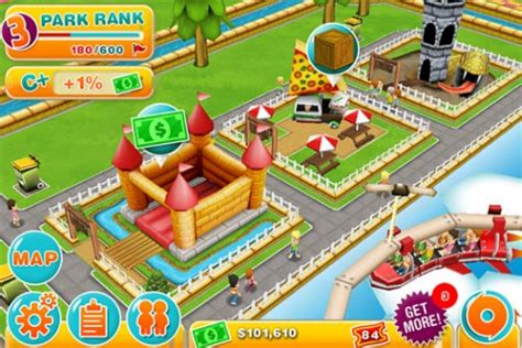 theme park maker online theme park ios to be a free to play re make of original