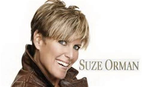 suze orman haircut i get more inspired by seeing everyday p by suze orman