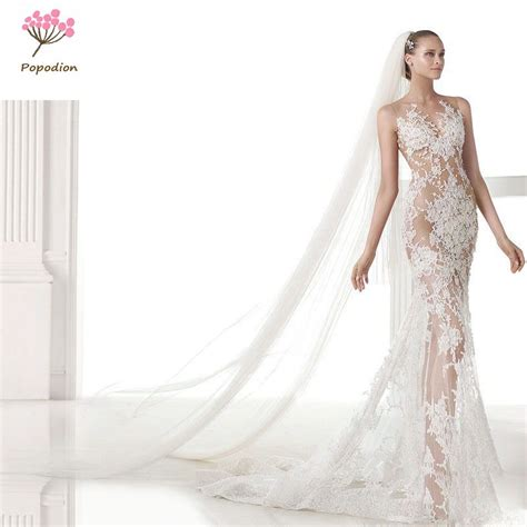 Wedding Dresses Handmade - aliexpress buy slim handmade wedding gowns