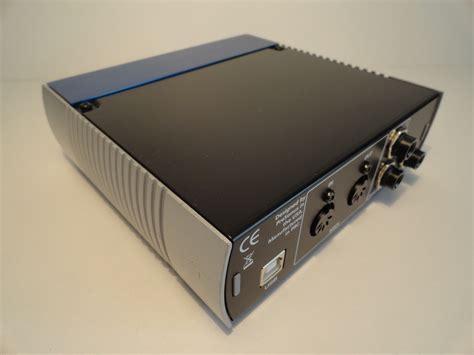 Presonus Audio Box Usb presonus audiobox usb image 1965134 audiofanzine