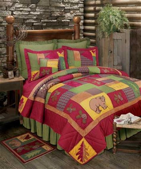 Rustic Quilts Clearance by Rustic Lodge Rustic Cabin Quilt Sets