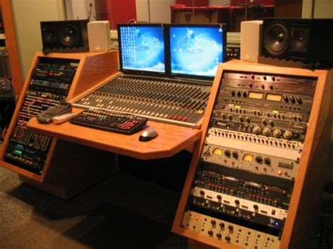 Studio Mixer Desk budget studio furniture gearslutz pro audio community