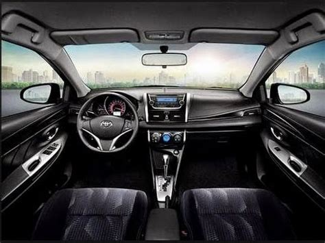 interior vios 2012 2016 toyota vios interior youtube
