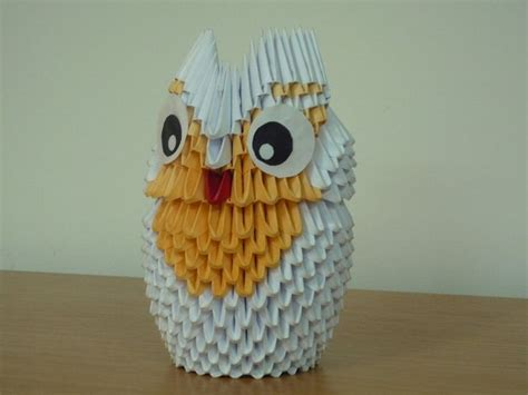 Modular Origami Owl - origami owl 3d origami and 3d on
