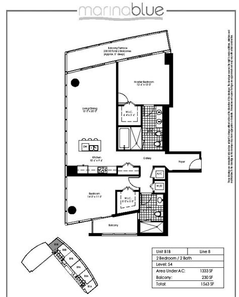 marina blue floor plans marina blue alta international realty