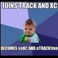 Track And Field Memes - running humor on pinterest runner problems cross