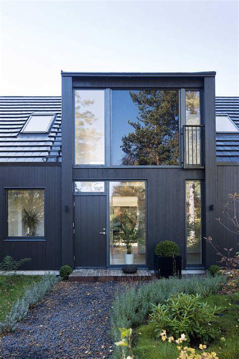 convert traditional home to modern villa lima johan sundberg archdaily