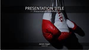 Boxing Poster Template Free by Boxing Gloves Powerpoint 14644 Free Boxing Gloves