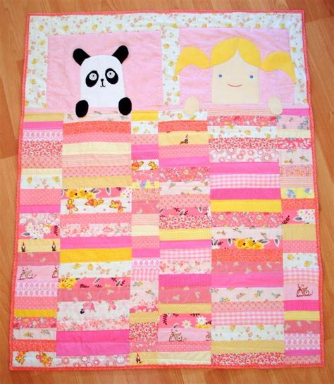cute quilt pattern adorable quot panda quilt quot from jenny at blempgorf quilty