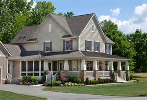 One Story Craftsman Home Plans Craftsman Farmhouse