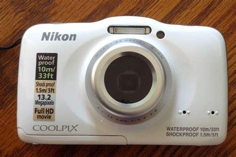review nikon coolpix  waterproof shockproof digital