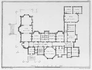 large estate house plans large country estate floor plans castles