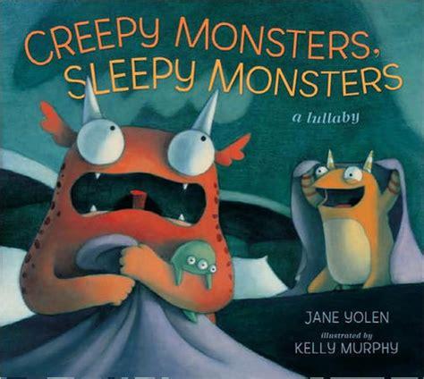 Creepy Books Covers Energy creepy monsters sleepy monsters of energy and