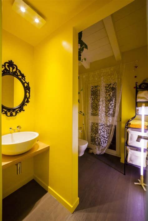 bagno giallo idee per arredare un bagno piccolo casa e trend