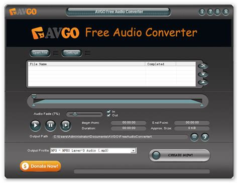 the best audio converter free audio converter avgo the best free audio converter