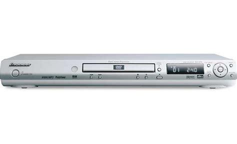 Dvd Player Pioneer S Ev31v pioneer dv 275 s dvd cd player at crutchfield