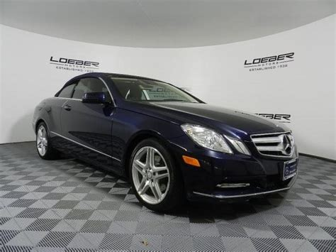 Mercedes Lincolnwood by Mercedes E Class Owner Lincolnwood Mitula Cars