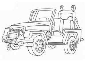 jeep coloring pages coloring home