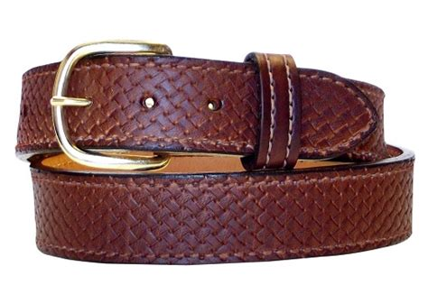 ultimate leather dress gun belt by ultimate holsters