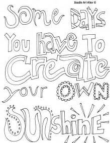 quote coloring pages positive quotes coloring pages quotesgram