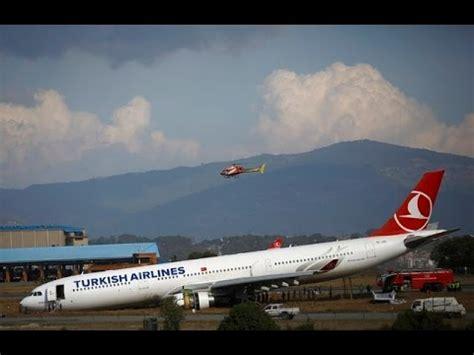 Bajura Kolti Airport turkish airlines crash in kathmandu nepal 2015 uploaded by krishna kawasoti municipality