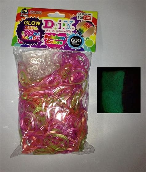 Rainbow Loom Glow In The Refill discover and save creative ideas