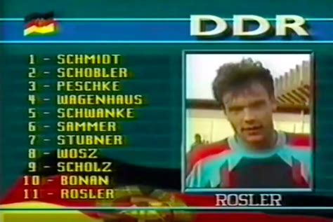 iron curtain football uwe r 246 sler interview playing behind the iron curtain