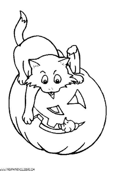 imagenes de halloween image gallery hallowen gato dibujos