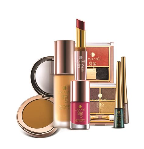 Makeup Lakme Lakme 9 To 5 Office Stylist Range The Indian