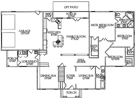 2600 Square Foot Ranch House Plans 301 Moved Permanently