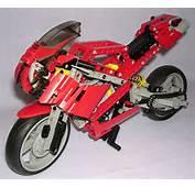 TechLugfr  Review Lego Technic 8420 Moto De Course