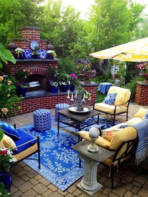 patio interior que significa ideas para decorar tu patio en tonos pastel