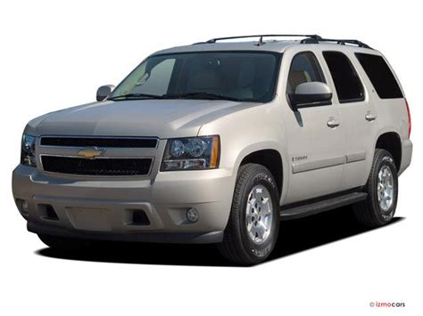 Chevy Tahoe 2007 by 2007 Chevrolet Tahoe Prices Reviews And Pictures U S