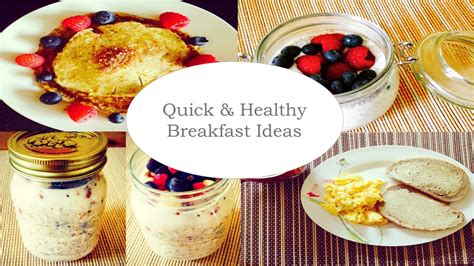 diet fitness quick healthy breakfast ideas daydreamerchic