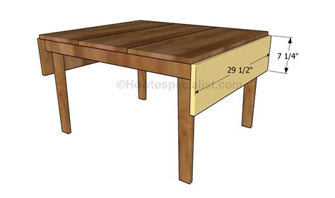 Drop Leaf Table Plans Drop Leaf Table Plans Howtospecialist How To Build Step By Step Diy Plans