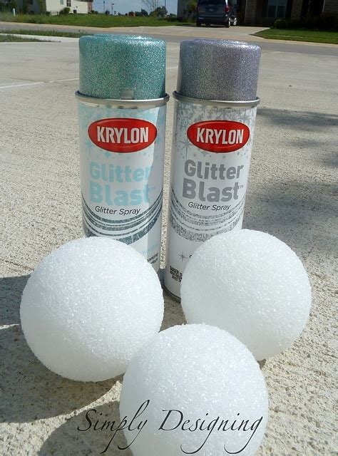 spray paint xps foam 66 best images about styrofoam crafts on