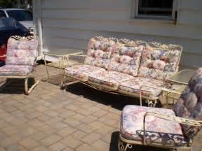 retro antique woodard patio furniture monroe ct patch